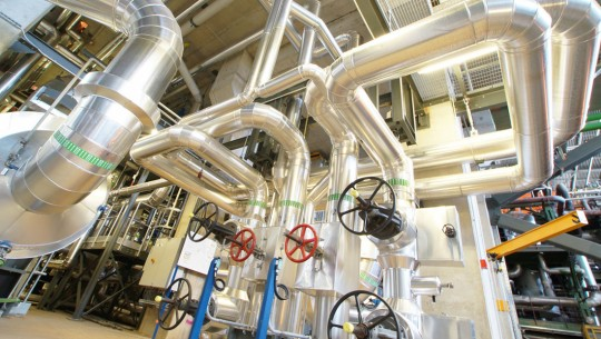 Feed Water Treatment in Energy Generation