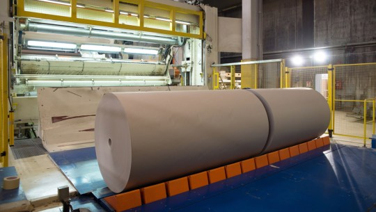 Paper production always comes down to the individual fibres